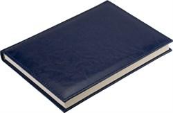Ежедневник недатированный А5 Rich синий