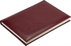 Ежедневник недатированный А5 Rich бордовый