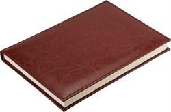 Ежедневник недатированный А5 Rich коричневый