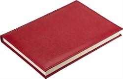 Ежедневник недатированный А5 Rich красный