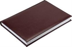 Ежедневник недатированный А5 Image бордовый