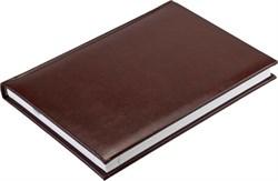 Ежедневник недатированный А5 Image коричневый