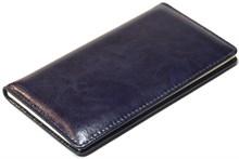 Книжка телефонная карманная, Malaga, синий