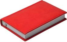 Ежедневник недатированный А6, Vivella, красный