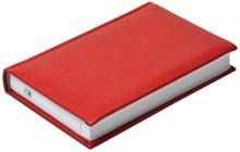 Ежедневник недатированный А6, Nature, красный
