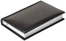 Ежедневник недатированный А6, Esprit, черный