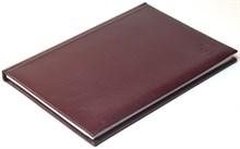 Книжка телефонная А5, Sevilia, бордовый темный