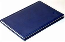 Книжка телефонная А5Vivella синий темный