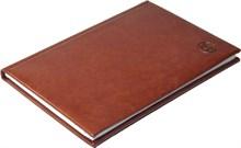 Книжка телефонная А5, Nature, коричневый