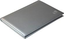 Книжка телефонная А5, Liga, серебряный