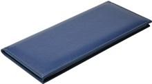Визитница настольная на 96 визиток Sevilia синий светлый