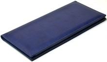 Визитница настольная на 96 визиток Vivella синий темный