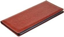 Визитница настольная на 96 визиток Savanna коричневый