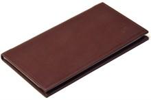 Книжка телефонная карманная Vivella бордовый