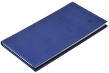 Книжка телефонная карманная Vivella синий темный