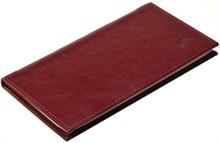 Книжка телефонная карманная, Rich, бордовый