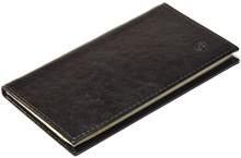 Книжка телефонная карманная, Rich, черный