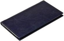 Книжка телефонная карманная, Rich, синий темный