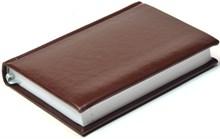 Ежедневник недатированный А6, Image, коричневый
