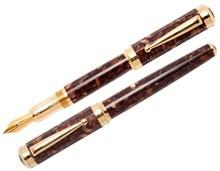 Ручка перьевая Signum Carina Marrone GT