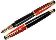 Ручка перьевая Signum Nova Phyton Arancio