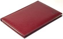 Книжка телефонная А5, Rich, бордовый