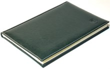 Книжка телефонная А5, Rich, зеленый