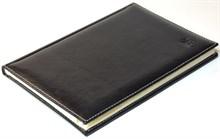 Книжка телефонная А5, Rich, черный