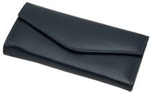 Ключница Firewall для 6 ключей, натуральная кожа Venezia, синий