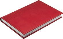 Ежедневник датированный на 2019 год А5  Vivella  красный