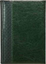 Ежедневник датированный А5 Rich/Texas зеленый
