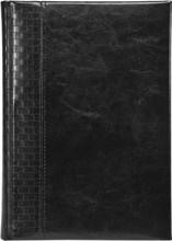 Ежедневник датированный А5 Rich/Texas черный