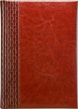 Ежедневник датированный А5 Rich/Texas коричневый