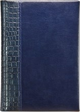 Ежедневник датированный А5 Image/Dedalo синий
