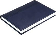 Ежедневник датированный на 2019 год  А5 Vivella синий темный