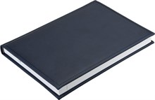 Ежедневник недатированный А5 Vivella синий темный