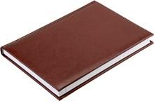 Ежедневник недатированный А5 Nature коричневый