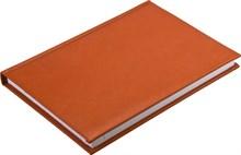 Ежедневник недатированный А5 Nature оранжевый